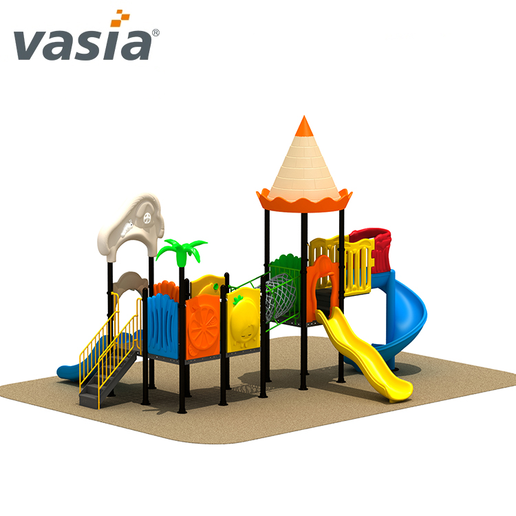 Professional Manufacturer Customized Outdoor Polyester Combination Slide for Sale