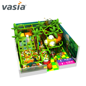 Jungle Style Top Children Indoor Playground with Local Indoor Play Areas for Discount Playground