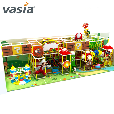 Awesome Toddlers Soft Play Indoor Playground with Business Plan And High Quality