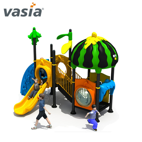 2020 EN1176 funny toys big slide Outdoor playground equipment