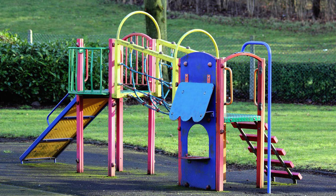 What Is the Unpowered Playground Equipment?