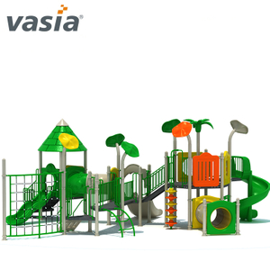 Happy New Arrival Play Center Swing Sets And outside Playground for Kids
