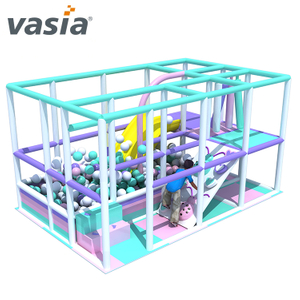 Awesome Cheap Children Indoor Playground Structure