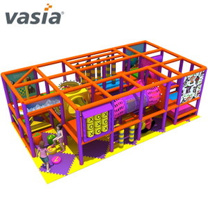 Big Fancy Children Slide Indoor Playground
