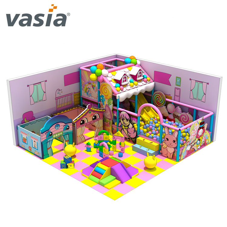 Vasia customized made kids indoor playground