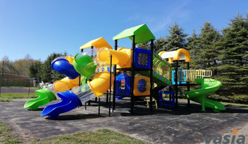 Key points in designing outdoor playground