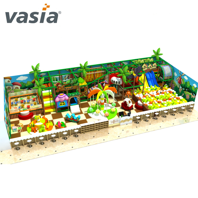 Kids Entertainment Indoor Playground Rise And Grow Indoor Playground for Children