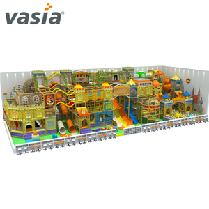 Softplay Indoor Playground Soft Indoor Play Equipments for Kindergarten