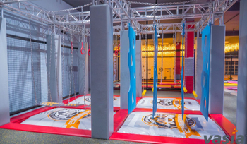 How Can Indoor Trampoline Park Help You Loose Weight?