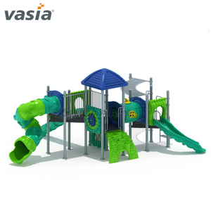 Best Quality Popular for Children Commercial Outdoor Play Slide Playground