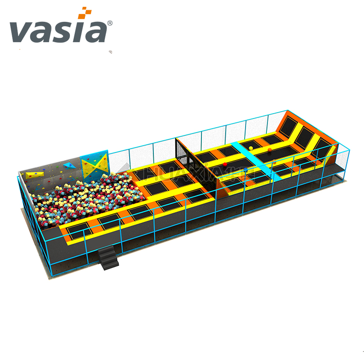 Vasia High Quality Commercial Trampoline Park for Kids And Adult