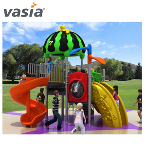 Preschool Outdoor Play Structures Plastic Outdoor Playground Equipment