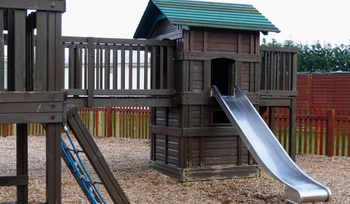 What Are The Assembly Units of Outdoor Slide Sets?